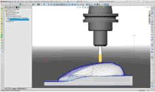 CAMWorks-three-axis-milling