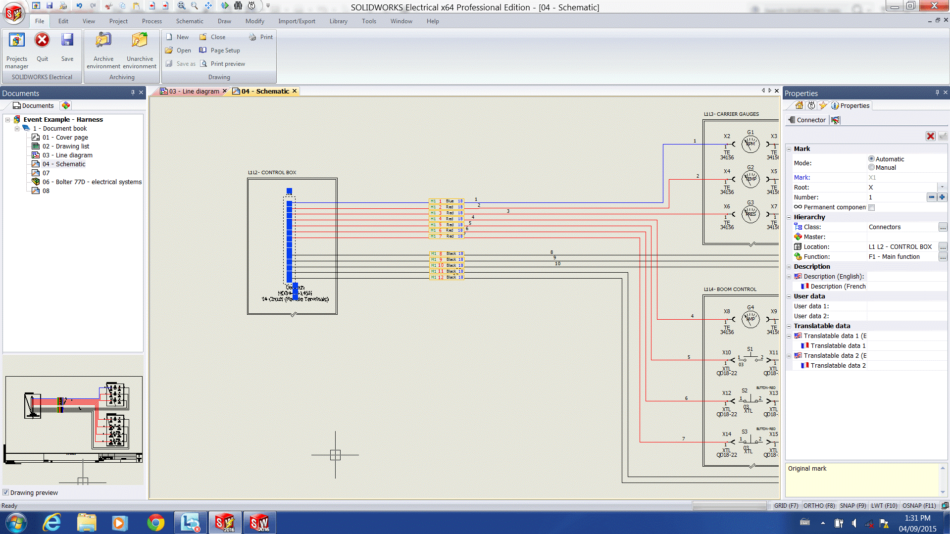 SolidWorks Electrical_Blog_7 engineering challenges tackled with solidworks electrical wiring diagram in solidworks at bakdesigns.co