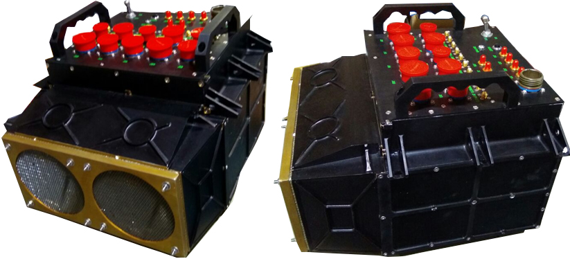 Random Vibration Analysis of electronic enclosure of UAV for Defence applications.