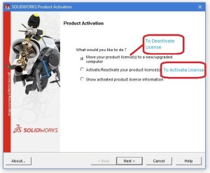 SOLIDWORKS standalone license