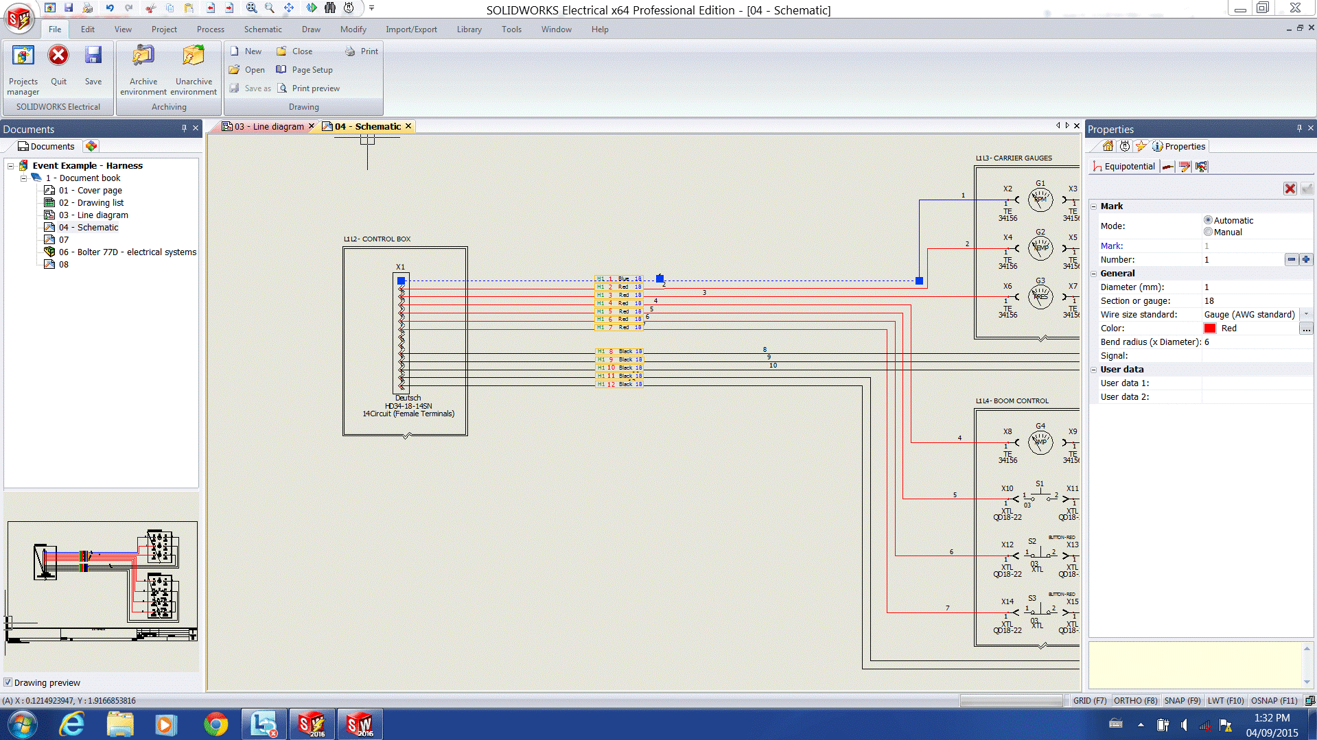 Solidworks Wiring Diagram Library Electrical Schematic Creator Blog 8