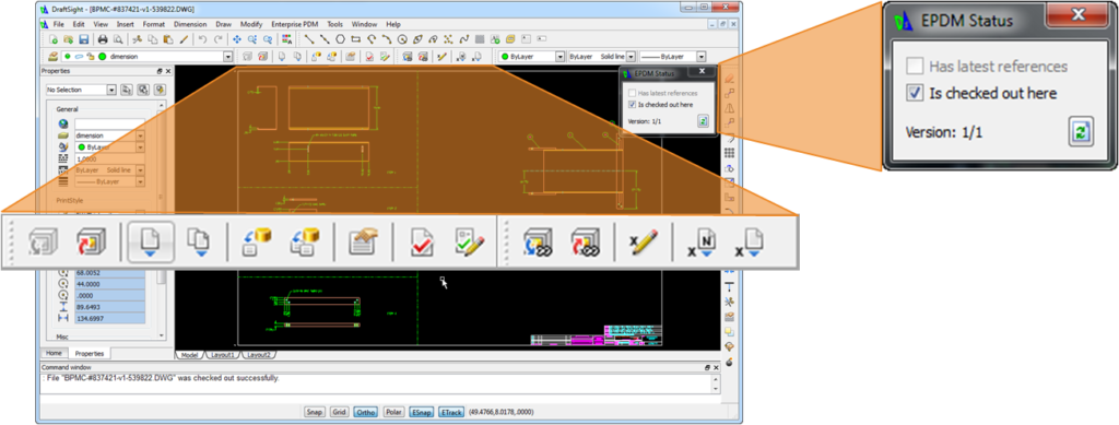 SOLIDWORKS PDM Add-In